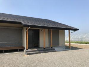 名張市で平家の家を建てよう